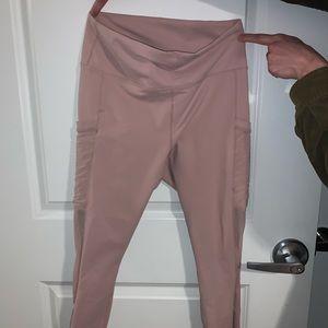 Fabletic leggins, soft pink